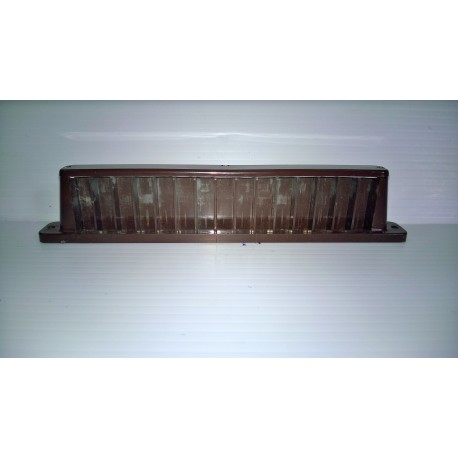 chord bar holder - 15 bar - used - brown